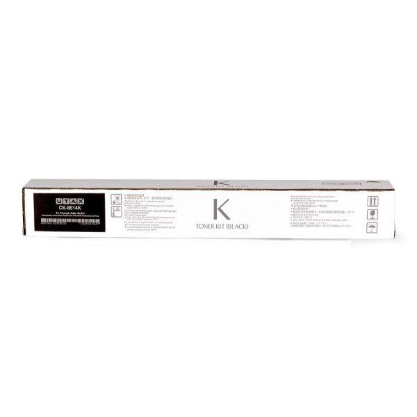 UTAX CK-8514K Toner Cartridge for 5006 Ci/ 5007 Ci/ 6006 Ci Printer - Black