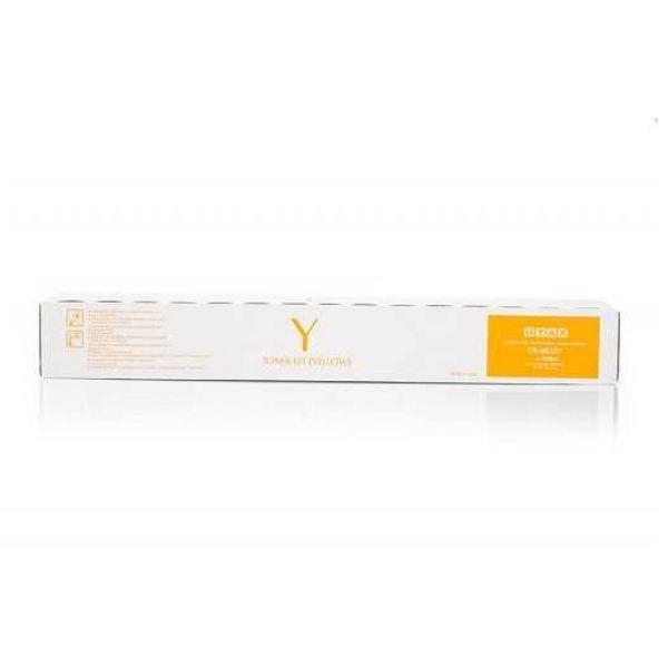 UTAX CK-8514Y Toner Cartridge for 5006 Ci/ 5007 Ci/ 6006 Ci Printer - Yellow