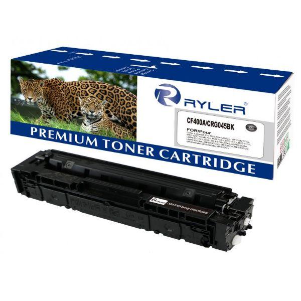 Ryler 201A Compatible Toner Cartridge CF400A - Black
