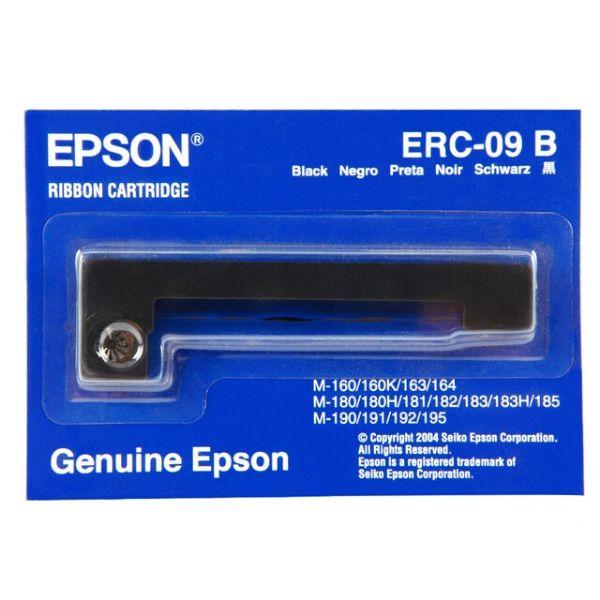 Epson ERC-09-B Ribbon Cartridge - Black (pc)
