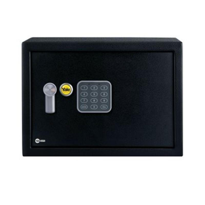 Yale YSV/200/DB1 Digital Value Safe 8.6 Liters - Black