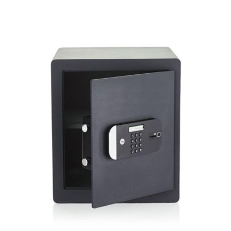 Yale YSFM/400/EG1 Maximum Security Fingerprint Safe 35.5 Liters - Black