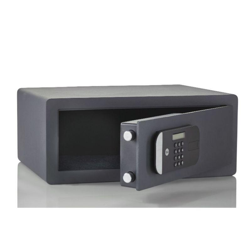 Yale YLEM/200/EG1 Maximum Security Motorised Laptop Safe 24.8 Liters - Black