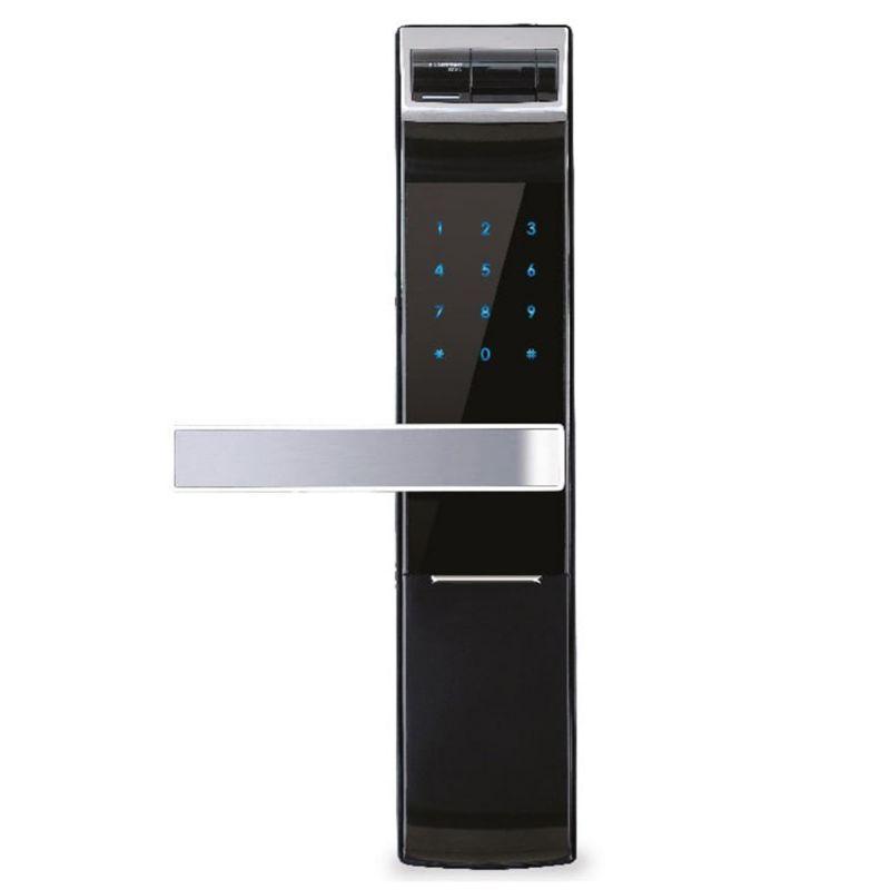Yale YDM4109A Biometric Fingerprint/Keypad Smart Door Lock - Black