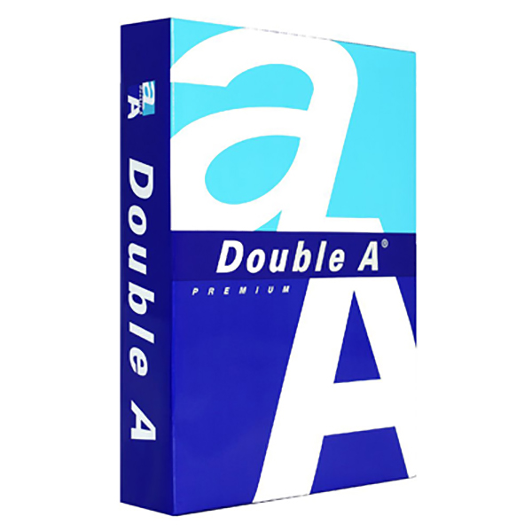 Double A Photocopy Paper 80gsm - A4 (ream/500s)