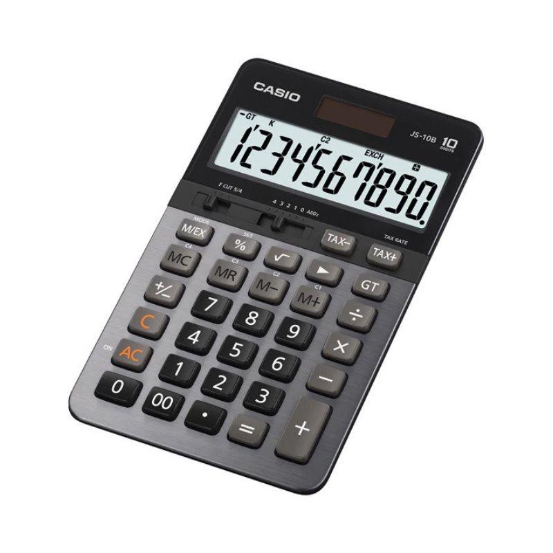 Casio JS-10B Heavy Duty Calculator
