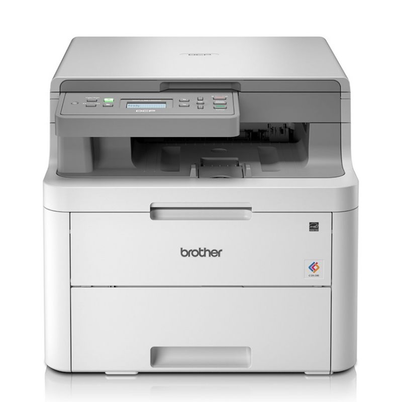 Brother DCP-L3510CDW 3-in-1 Colour LED Laser Multi-function Wireless Duplex Printer