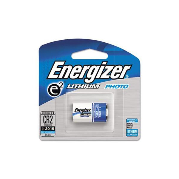 Energizer 1CR2 e2 3V Lithium Photo Battery (box/6pkt)