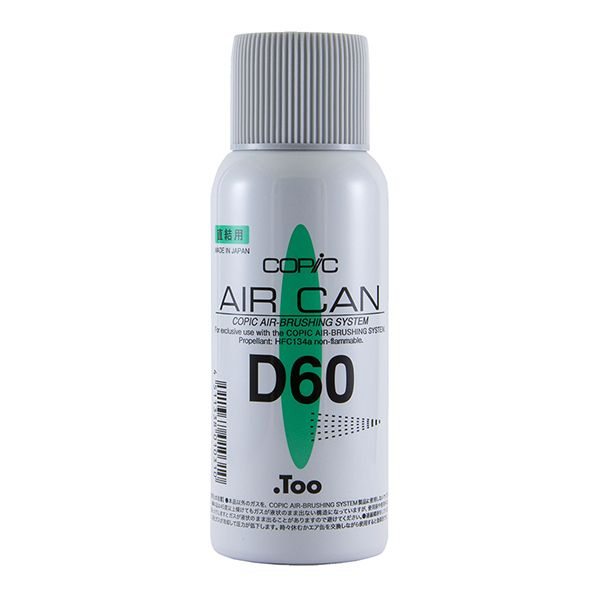 Copic Air Can - D60