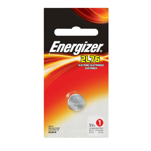 Energizer 2L76BP 3-Volt Lithium Photo Battery (pc)