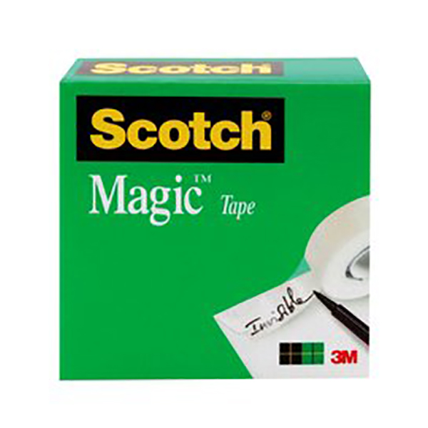 3M Magic Tape - 0.5 Inch (pc)