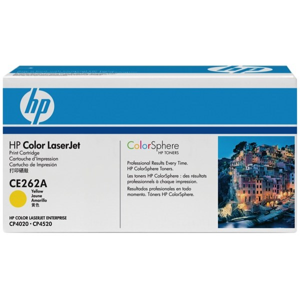 HP 647A Yellow Laser Toner Cartridge