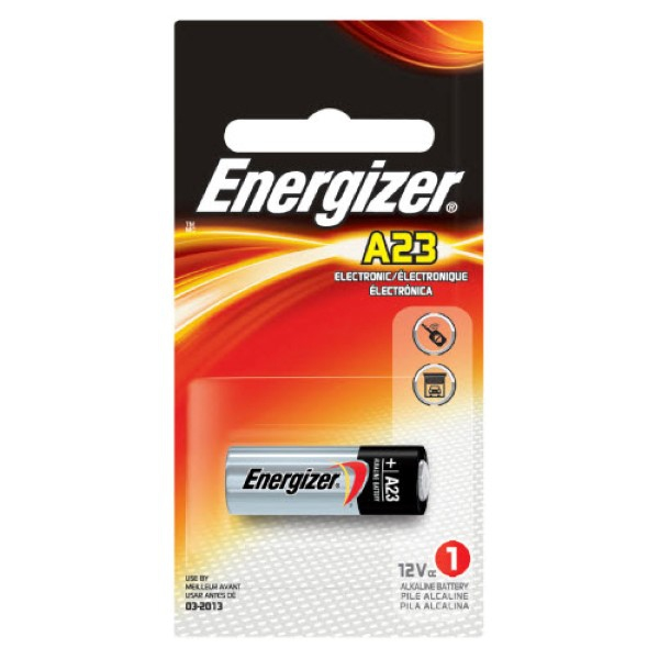 Energizer A23 '12V' Alkaline Battery (pc)