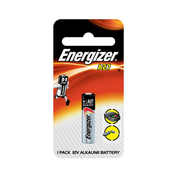 Energizer A27 '12V' Alkaline Battery (pc)