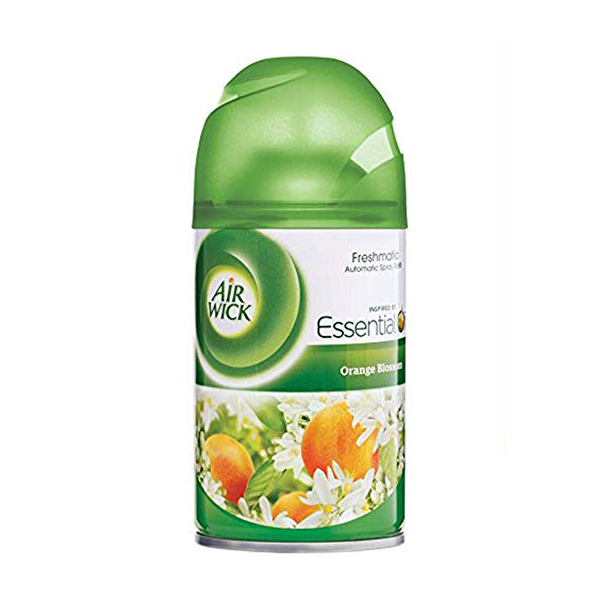 Airwick Freshmatic Automatic Air Freshener Refill - 250Ml (Orange Blossom)