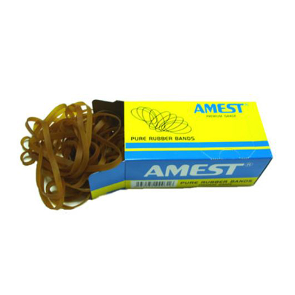 Amest No. 64 Rubber Band - 100g (pkt)