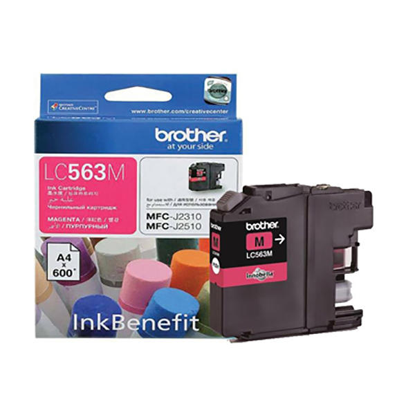Brother Ink LC563 Magenta