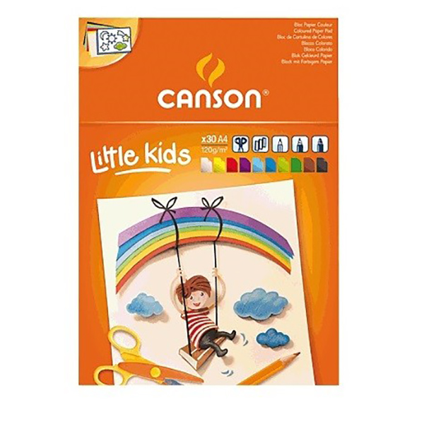 Canson Color Creation Paper Pads ( For Little Kids)