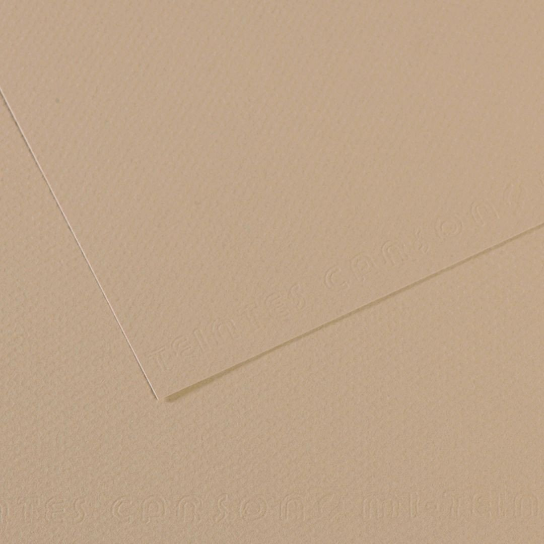 Canson Mi-Teintes Paper - Pearl (pkt/25sheets)