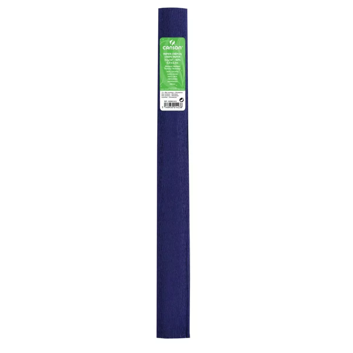 Canson Standard Crepe Paper - Navy Blue (pc)