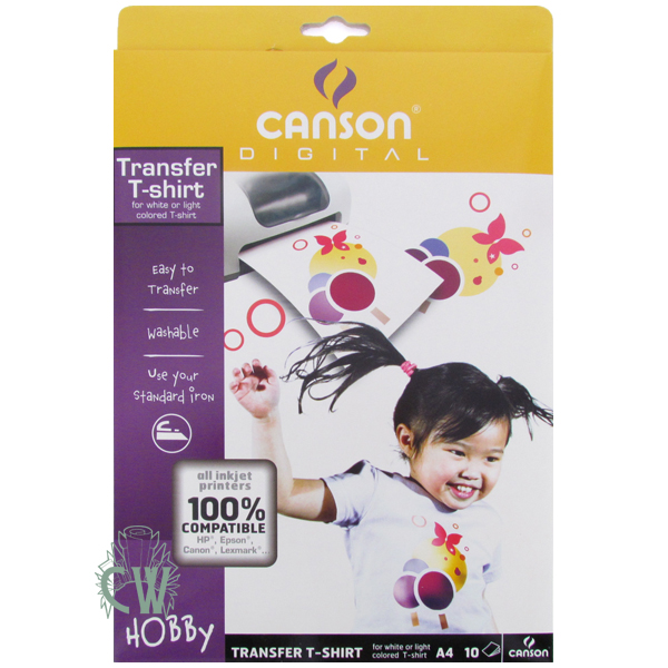 Canson T-Shirt Transfer Paper