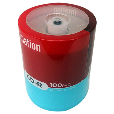 Imation CD-R (Pkt/100pc)