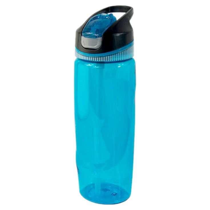 Cool Gear Plastic Arise Autosip Water Bottle - Blue, 0.82L
