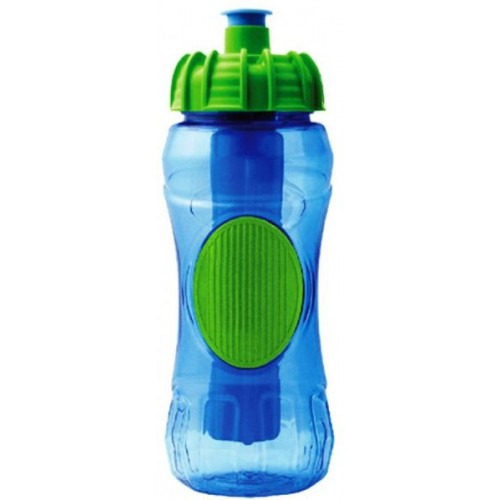 Cool Gear Contour Water Bottle - Blue (0.5L)