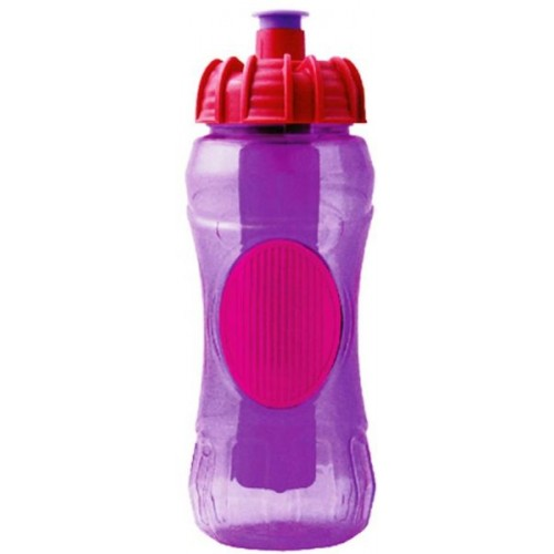 Cool Gear Contour Water Bottle - Purple (0.5L)