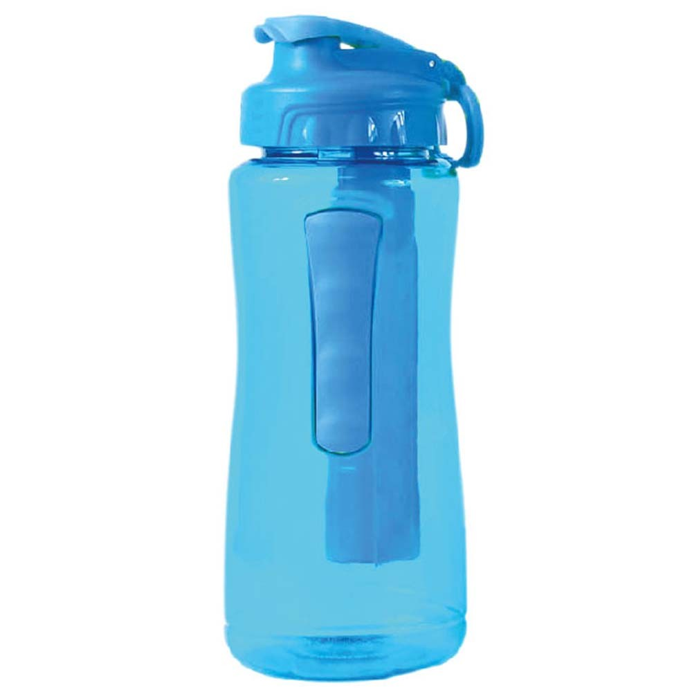 Cool Gear - Water Bottle Freeze Cover - Blue (0.7L)