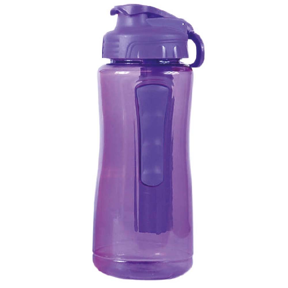 Cool Gear - Water Bottle Freeze Cover - Purple (0.7L)
