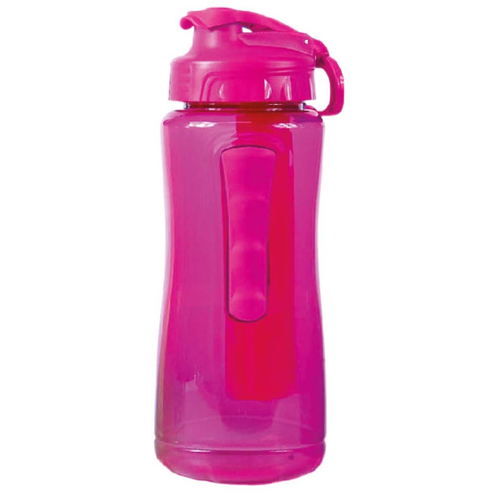 Cool Gear - Water Bottle Freeze Cover - Pink (0.7L)