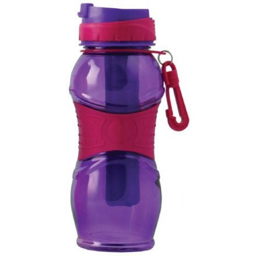 Cool Gear Water Bottle Riviera - Purple (0.65L)