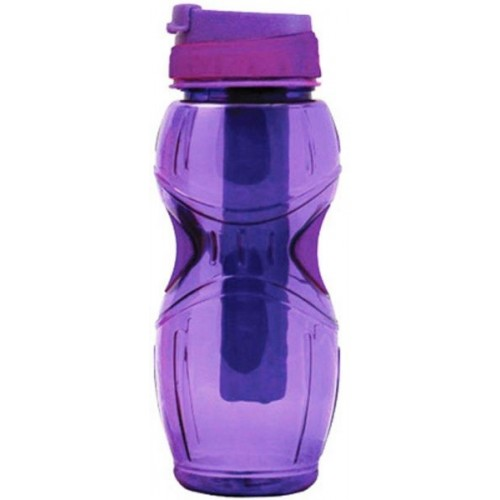 Cool Gear Oasis Water Bottle with Loop - Purple (0.68L)