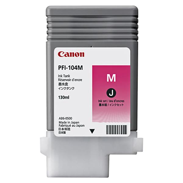 Canon PFI-104M Ink Cartridge - Magenta