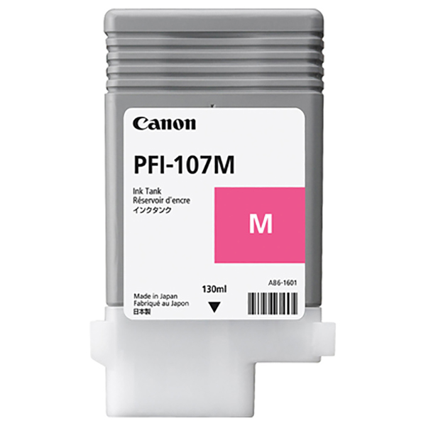 Canon PFI-107M Ink Cartridge - Magenta