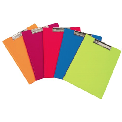 Clip Boards - Assorted (pc)