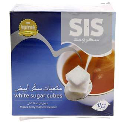 Sis Cube Sugar - 454g (pc)
