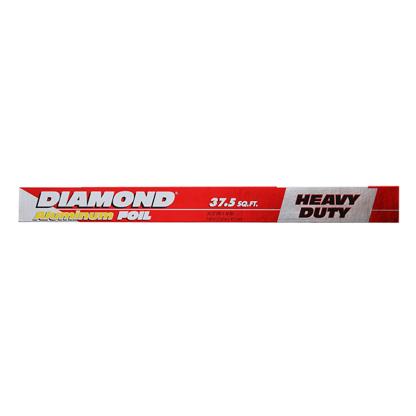 Diamond Aluminium Foil 37.5sq. ft. (pc)
