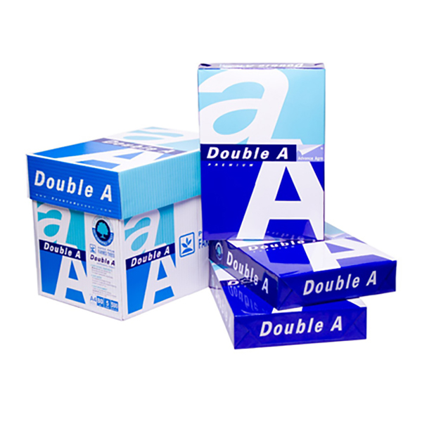 Double A Photocopy Paper 80gsm - A4 (box/5rm)