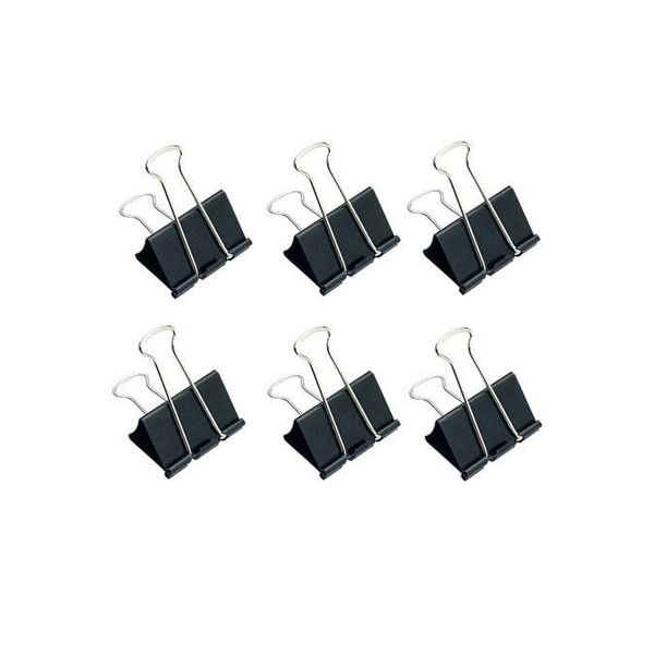 EPL DC308 Binder Clip - 51mm (pkt/12pc)