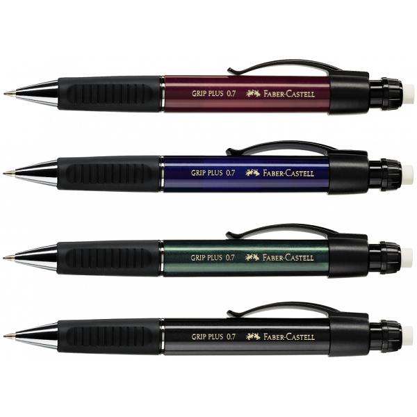 Faber Castell FC130740 Grip Plus Mech Pencil 0.7mm (pc)