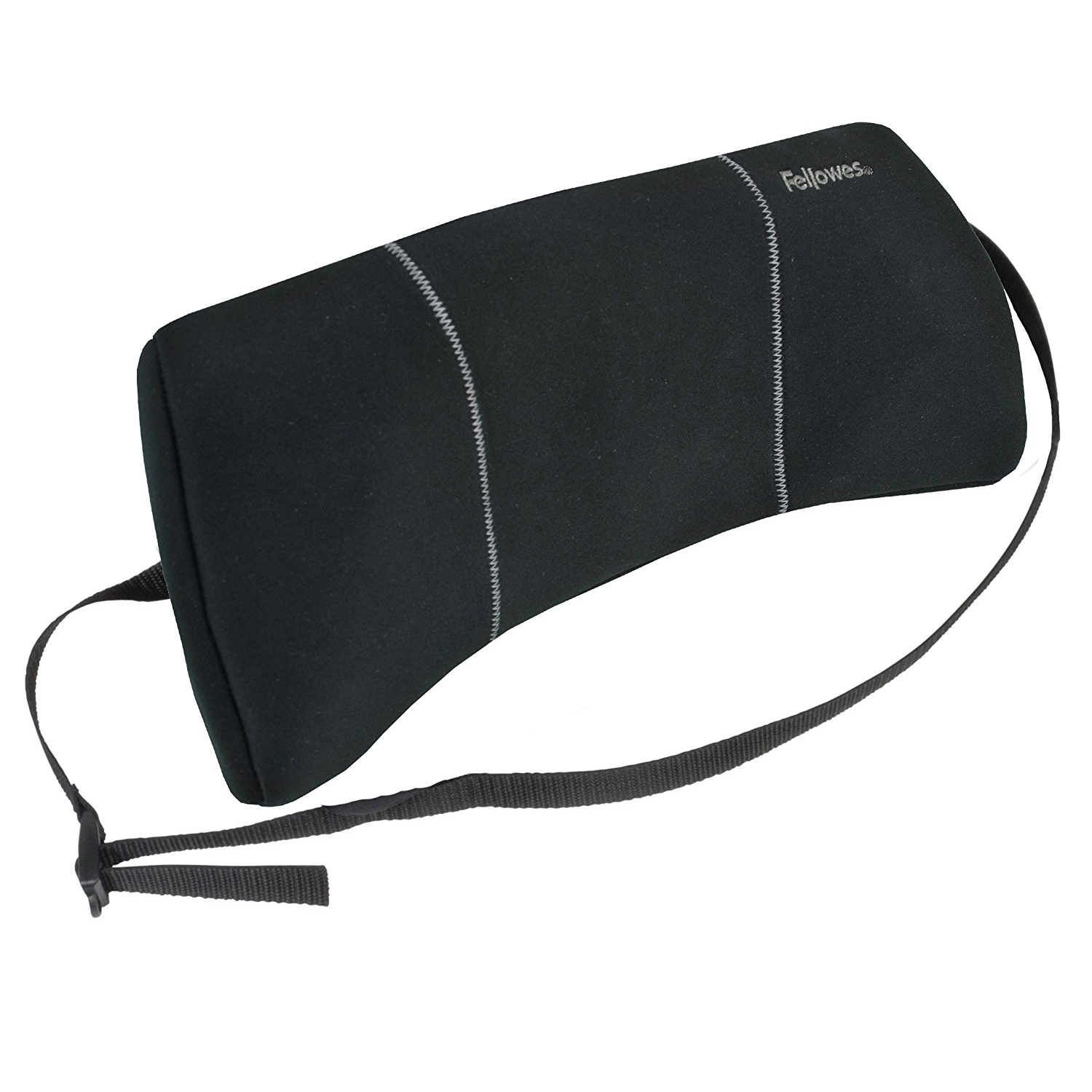 Fellowes Lumbar Back Support - Black