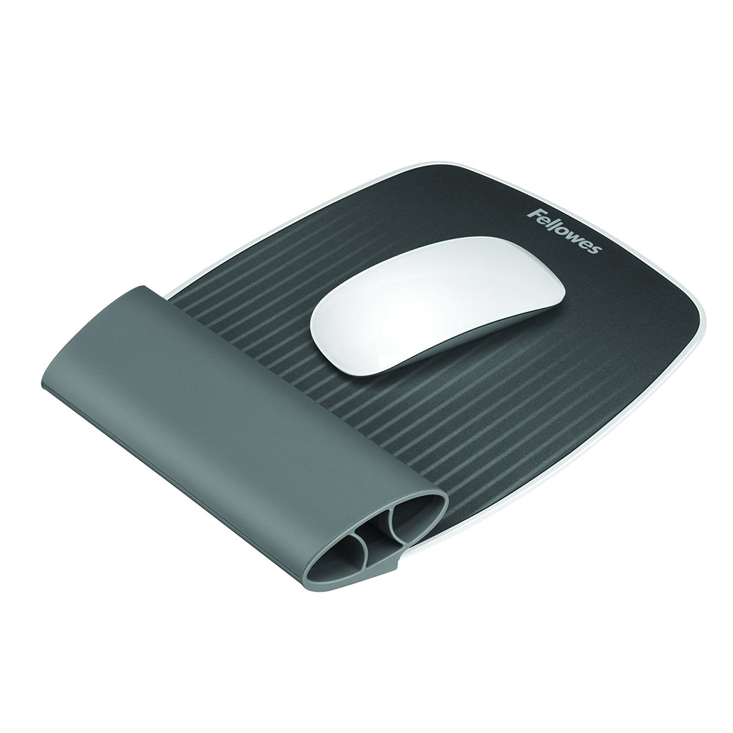 Fellowes I-Spire Series Wrist Rocker - Grey