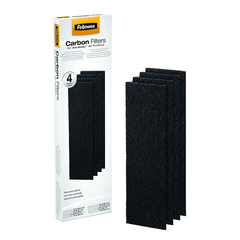 Fellowes Carbon Filter for Air Purifier DB5 (pkt/4pcs)
