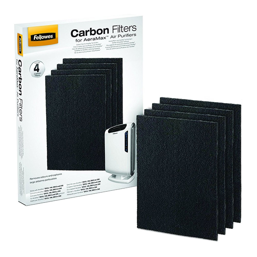 Fellowes Carbon Filter for Air Purifier DB55 (pkt/4pcs)