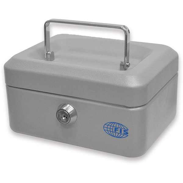 FIS Cash Box 6in - Grey