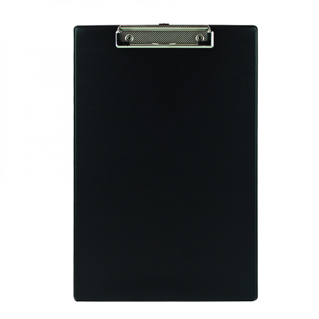 FIS Clip Board Single A4 w/wire FSCB0402 -Black (pc)