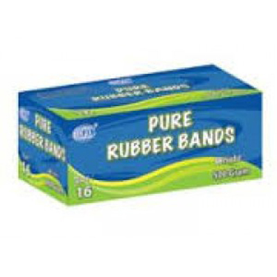 FIS Rubber Band #16 Pure 50G (pkt)