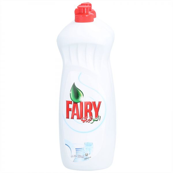 Fairy Dishwashing Liquid 750ml - Lemon (pc)